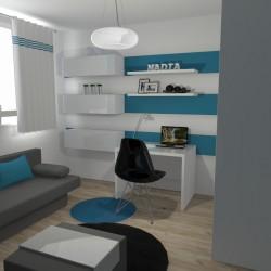 Pokój młodzieżowy