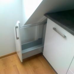 kuchnie realizacje Małgorzata Koślicka