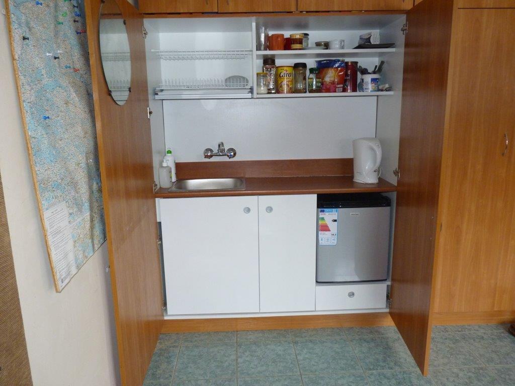 kuchnia w biurze