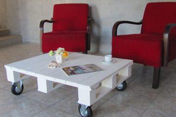 m-studio stolik z palety