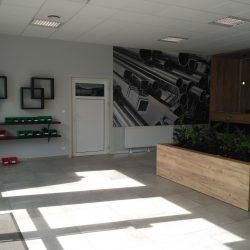 M-Studio - Linowiec sala sprzedaży