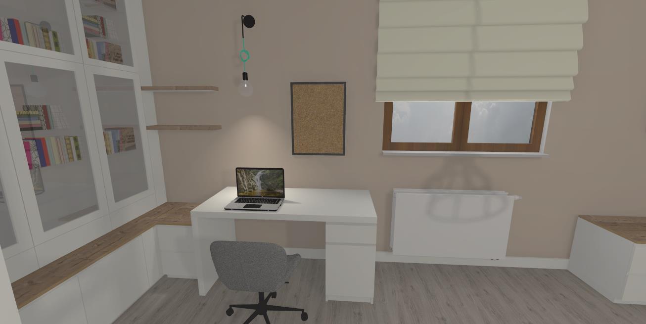 Sypialnia Gabinet Góra7 M Studio Meble Na Wymiar